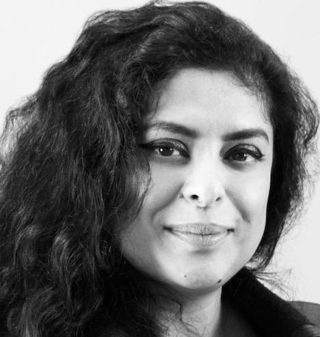 Artist Saba Khan